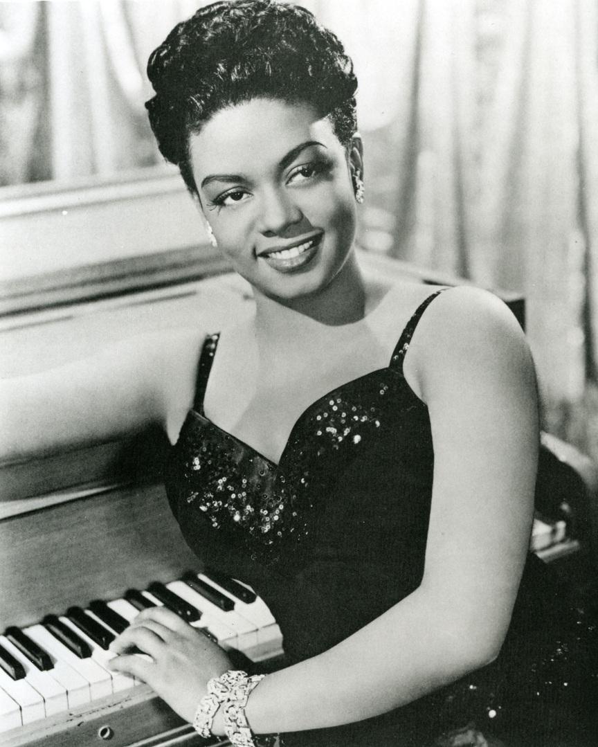 HAZEL SCOTT  US jazz  musician in 1944